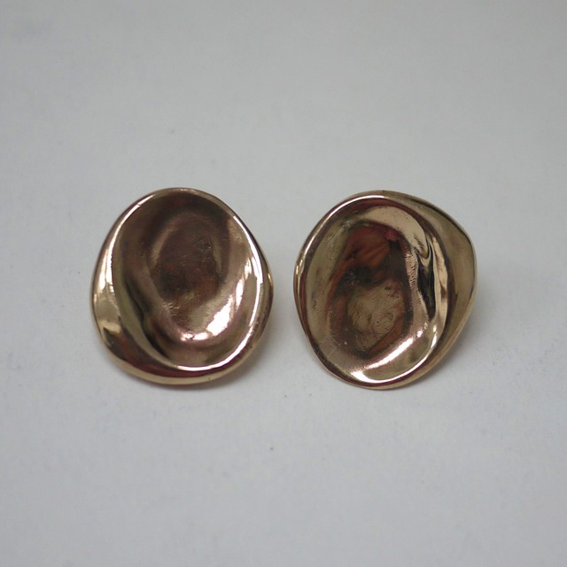 LAGO EARRINGS Bronze