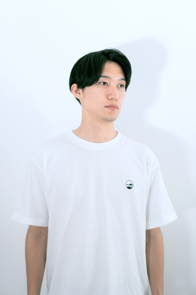 Chilly Logo Tee 【White】