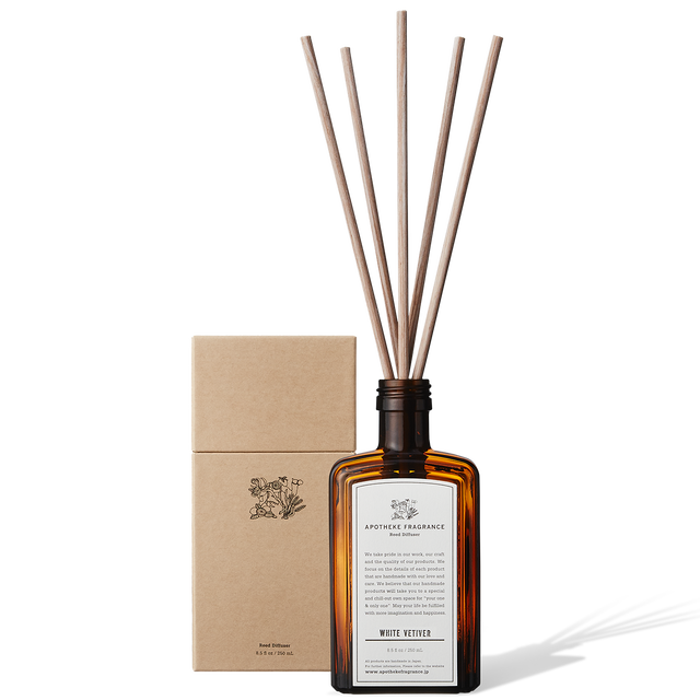 REED DIFFUSER / White Vetiver