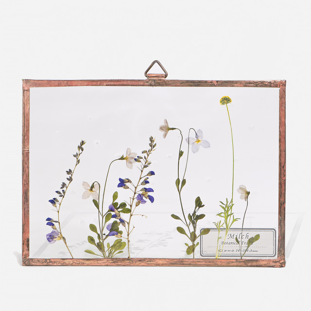 Botanical Frame S022(A_Copper)