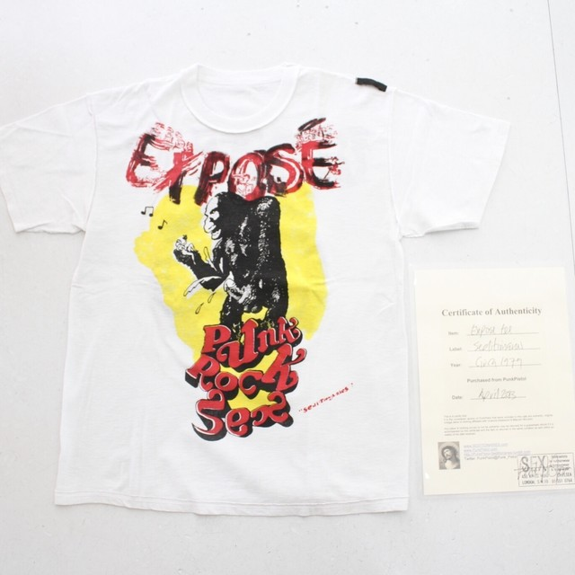 【SEDITIONARIES】EXPOSE Tee