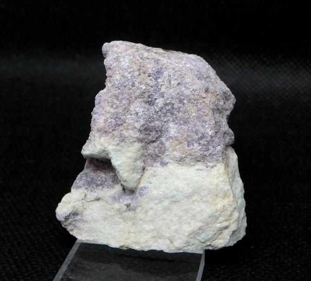 レピドライト リチア雲母 スライス カリフォルニア産 76g LP012 天然石 鉱物 原石