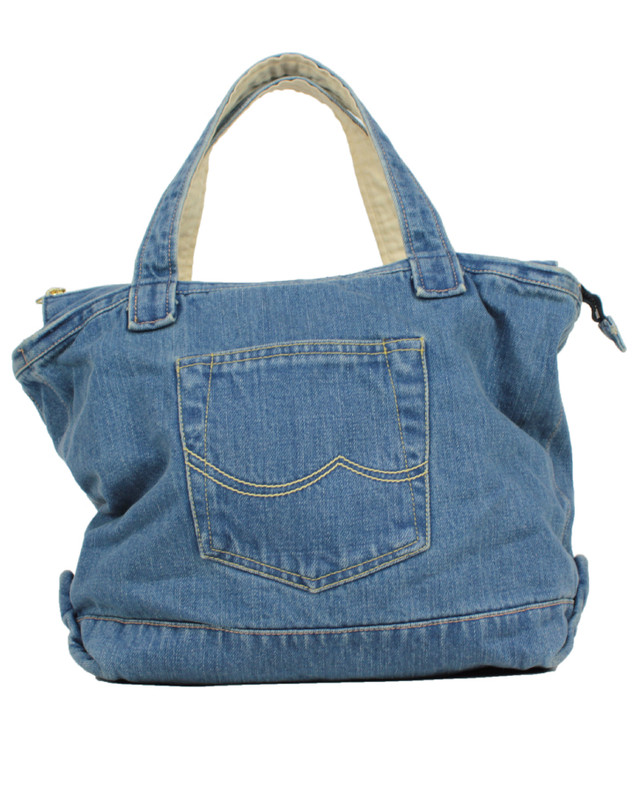denim tote medium - メイン画像