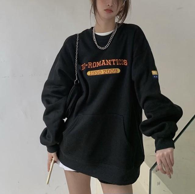 【人気NO.10】Front logo pocket sweatshirt LD0458