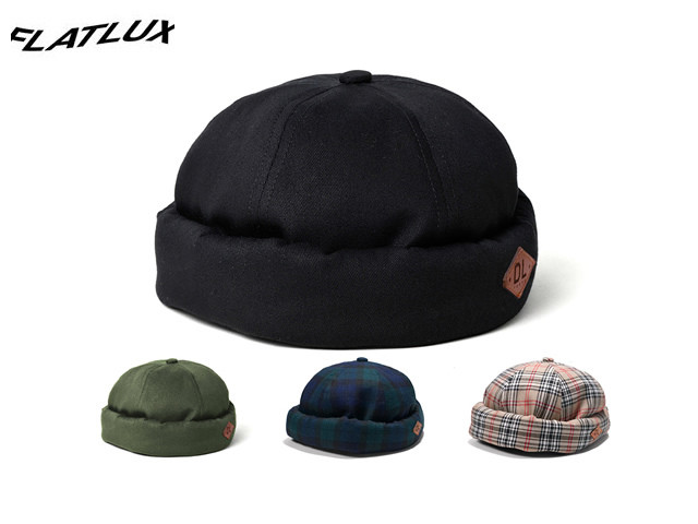 DL Headwear|Azure Fisherman Cap【Restock】
