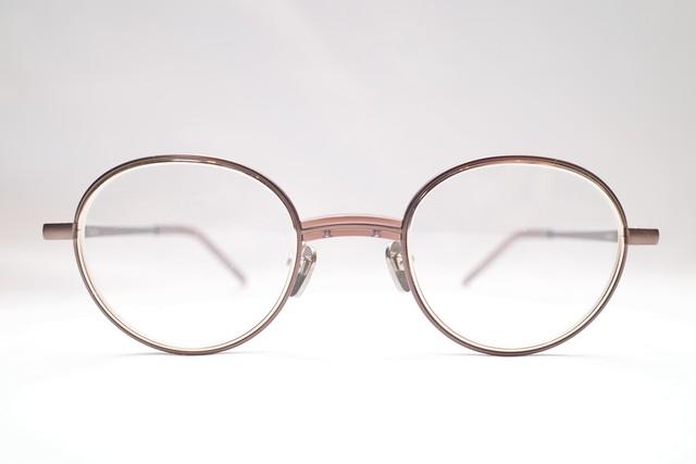 kearny(カーニー) / albert #18001 -clear brown × brown-