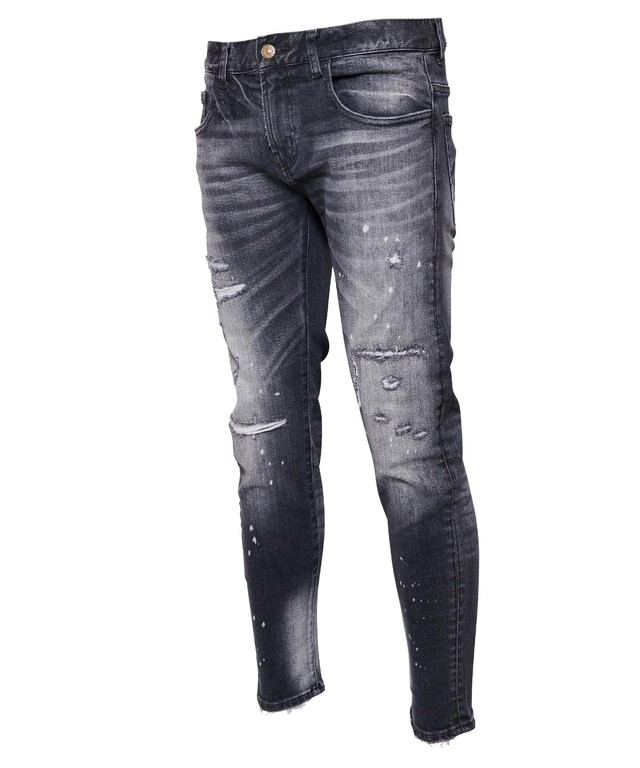 VINTAGE REMAKE SKINNY DENIM[REP085]