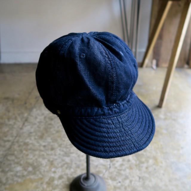 KOME CAP indigo