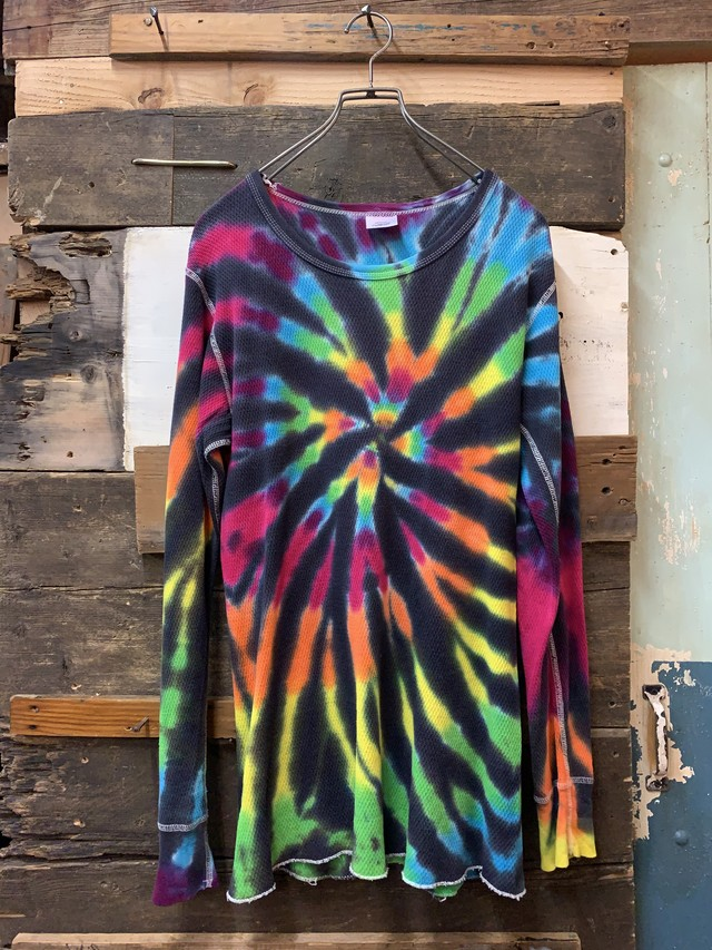 old thermal tee