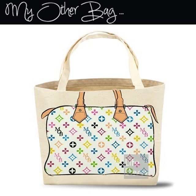 My Other Bag マイアザーバッグ トート Classic クラシック Zoey Multi White