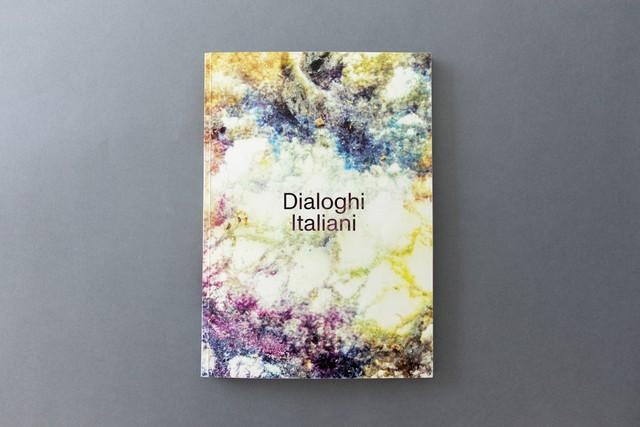 """Photo Book """"Dialoghi Italiani"""" / Alessia Rollo"""
