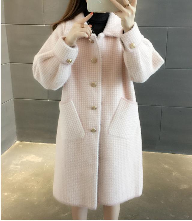 アウター ボアジャケット パーカー リバーシブル 3カラー もこもこ 防寒 秋冬 ワンサイズ カジュアル