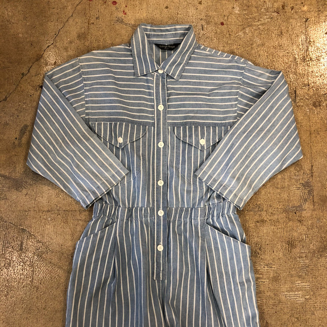 Ashleigh Morgan  Stripe Rompers ¥8,600+tax