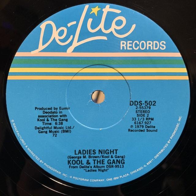 Kool & The Gang - Hangin' Out / Ladies Night