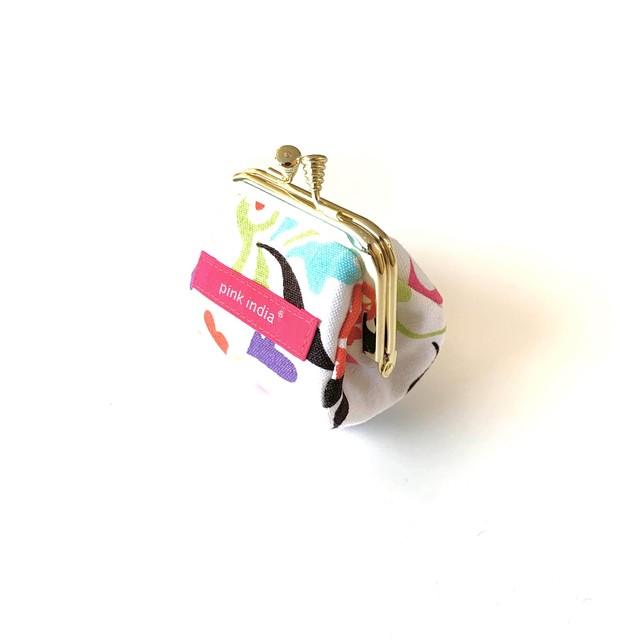 北欧デザイン がまぐちコロロン財布 | feather