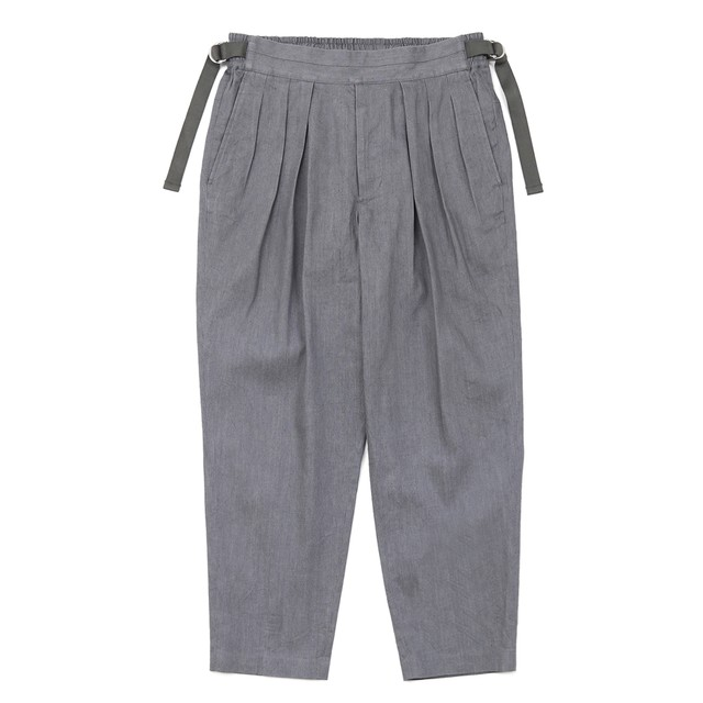 【SAYATOMO】 Hakama Denim Pants