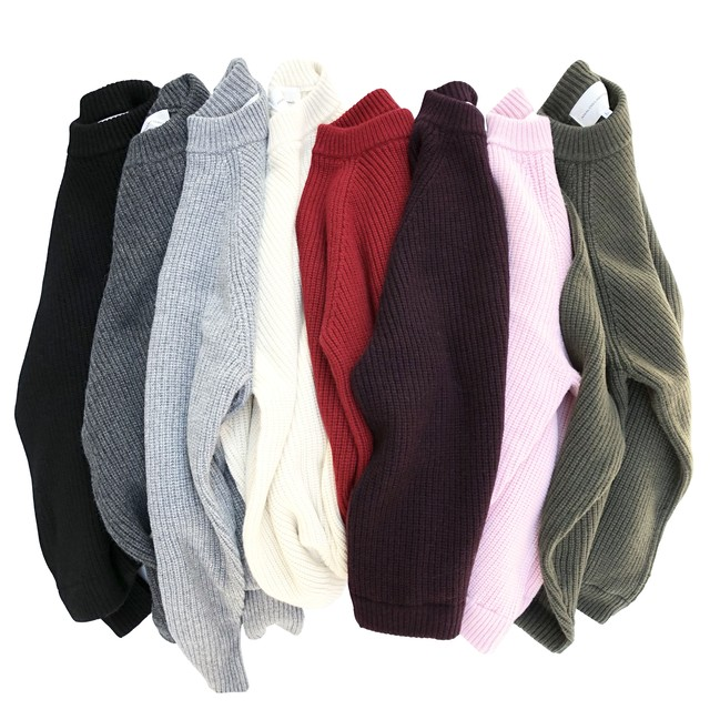 Cashmere Low Knit