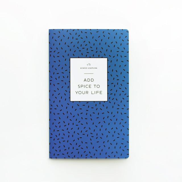 [ 販売終了 ] 兎村手帳 |青い芝