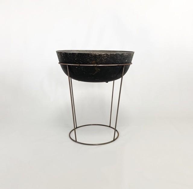 鉄のオブジェ iron object