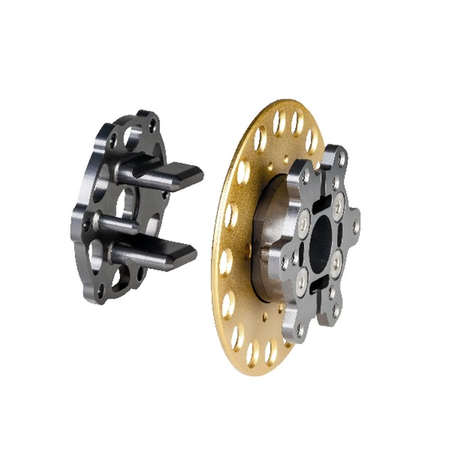 ODS/024/B  Quick release hub (BOLTED)