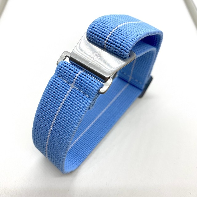 マリンナショナルタイプストラップ   20mm アルゼンチン 腕時計ベルト