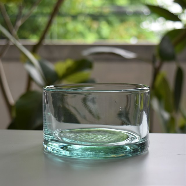 SØMME / MORCCO GLASS bowl M