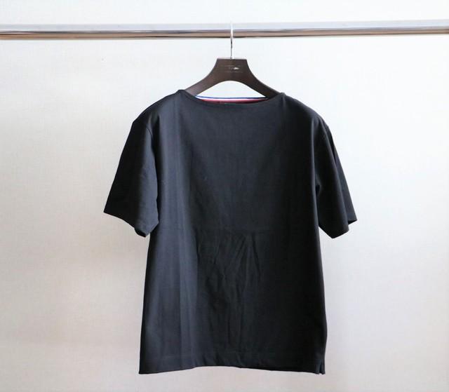 ≪CHANTECLAIR別注≫マリンTシャツ (ブラック)