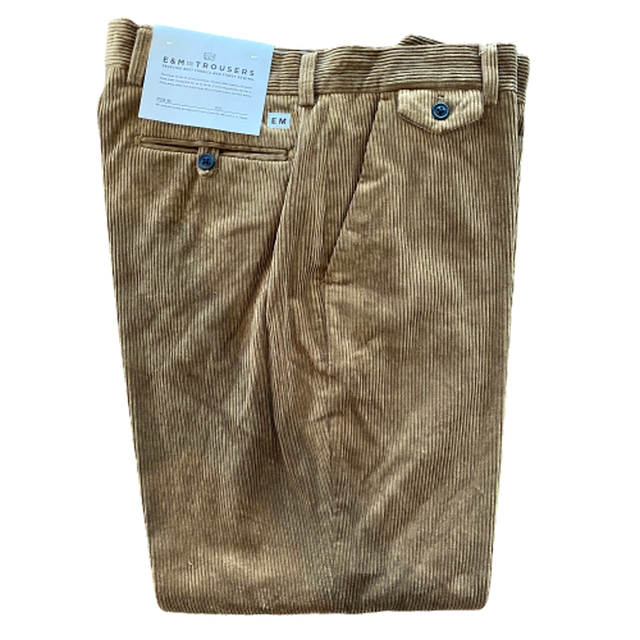 ENDS and MEANS/Grandpa Cord Trousers