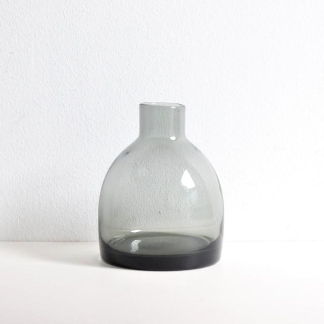 【ガラス】ラタンガラスボトル ミニ【1891】