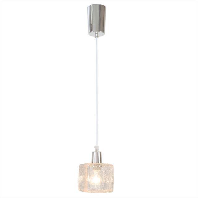 ペンダントライト LED使用可 Crack cube ~クラックキューブ~  CC-40281、2 キシマ - メイン画像