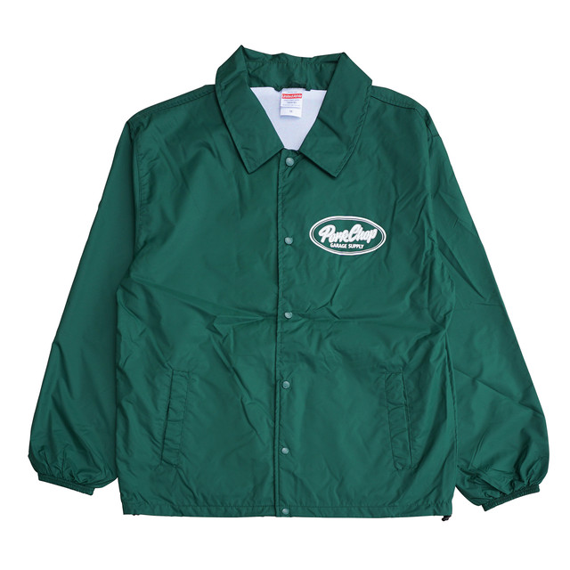 COACH JKT/GREEN