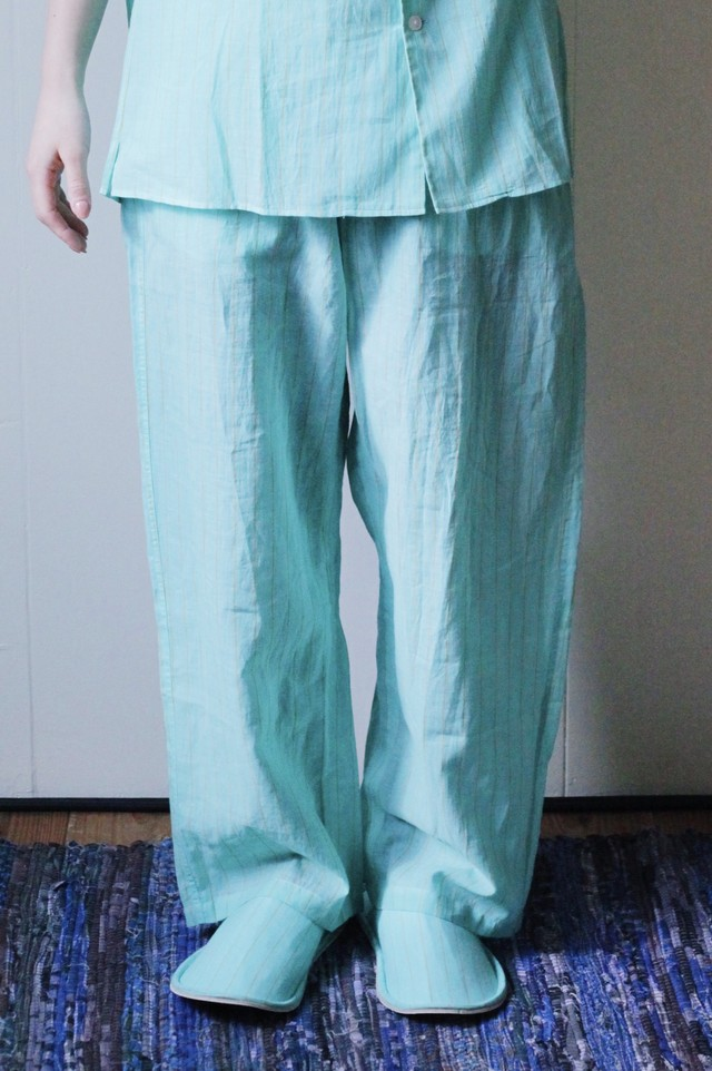 【loomer(ルーマー)】Khadi Cotton Pajama Pants