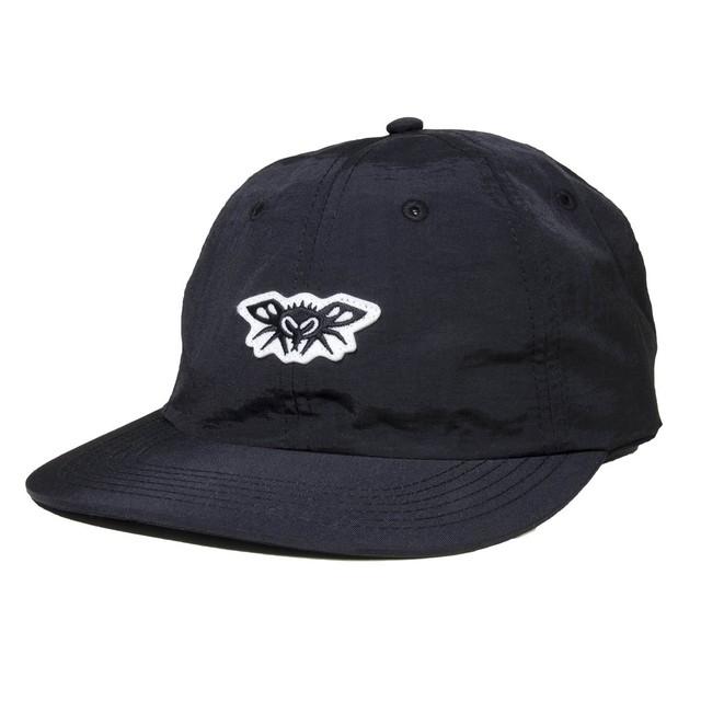 【入荷しました!】PHANTOM FLAT VISOR NYLON CAP BLACK FLYS