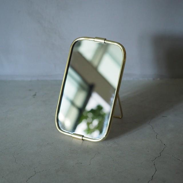 Brass Mirror M