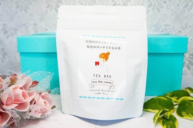 ルイボスティー「目覚めがよくないあなたへ 気分がスッキリするお茶(10p)」
