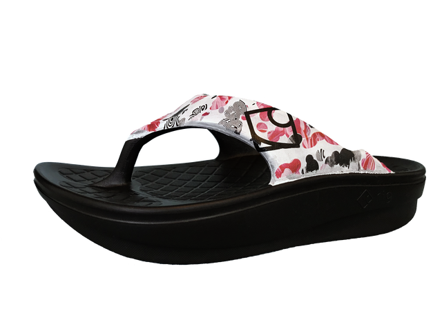 rig リカバリーサンダル FLIP FLOP Flowerdelic/フラワーデリック M or L or XL