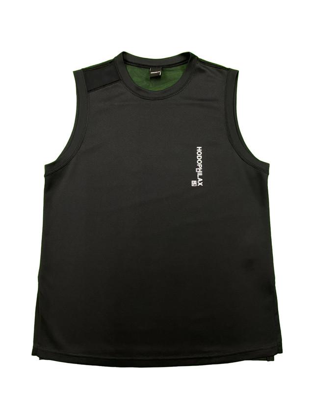 ノースリーブTシャツ  HPX-W21018  ブラック