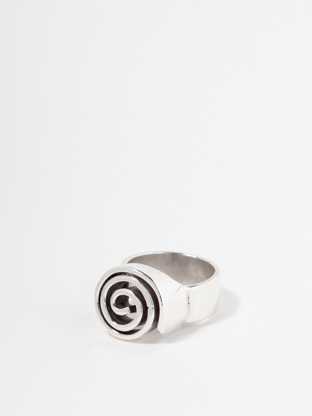Scroll Ring / Mexico