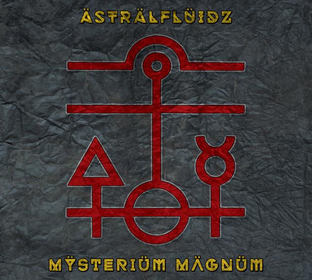 ÄSTRÄLFLÜIDZ - Mÿsteriüm Mägnüm CD - メイン画像