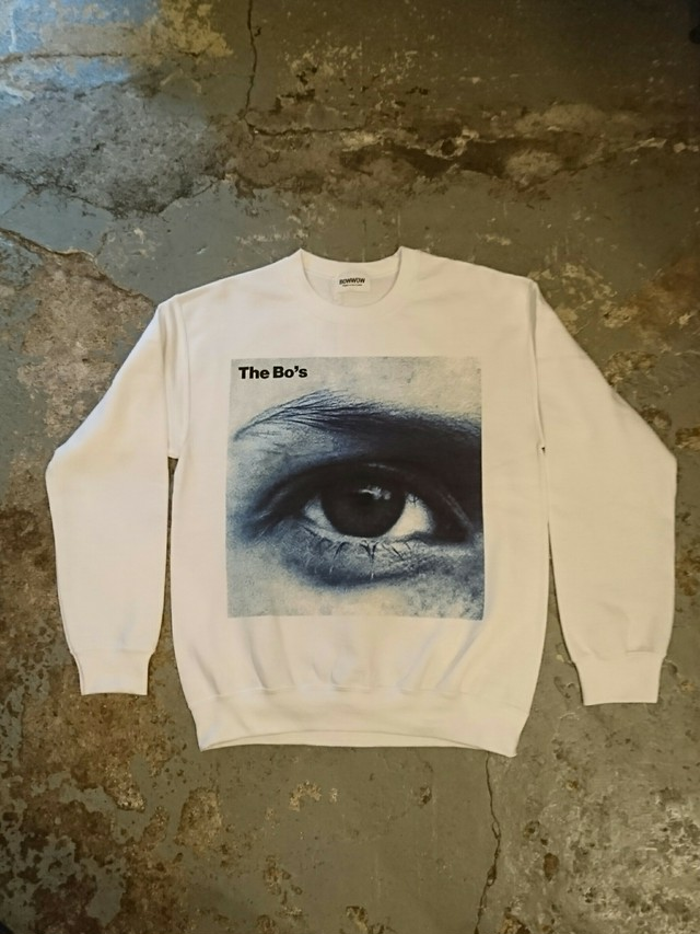 "BOWWOW ""KATH EYE CREW SWEAT"""