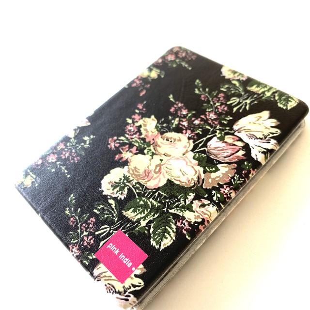 北欧デザイン コンパクト2面ミラー|svea flower