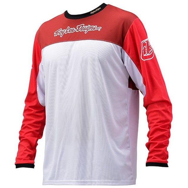 Troyleedesigehns Sprint Jersey / Red / SM & Sprint Short / Red / 28  SET (SALE)