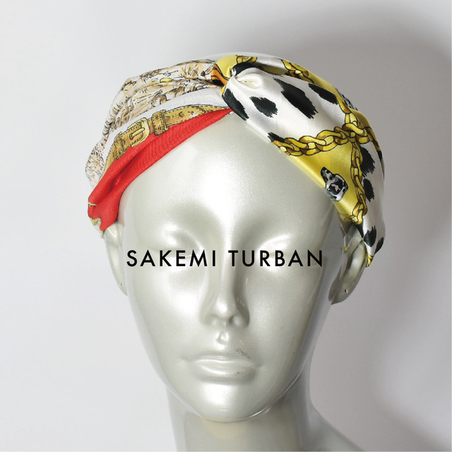 SAKEMI TURBAN / No,10102-1 #11