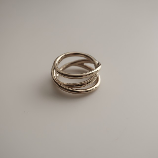 Bold Twister - Ring #Silver925