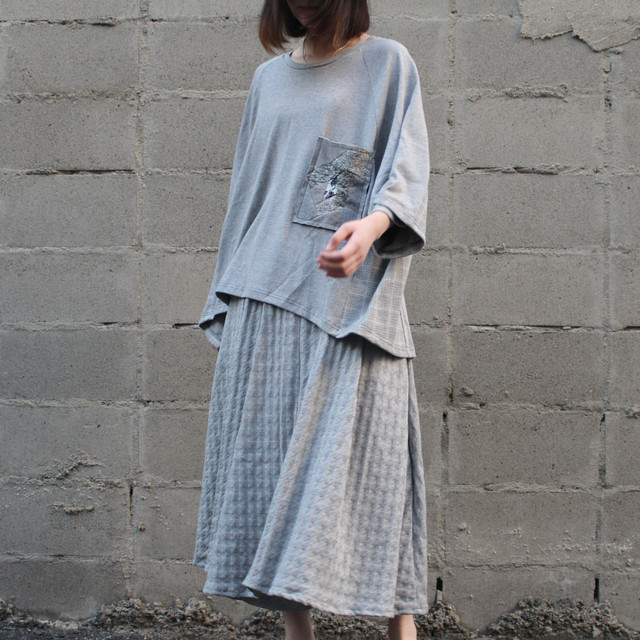 Raglan-T-shirts (grey)