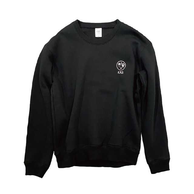 A.N.D. LOGO SWEAT
