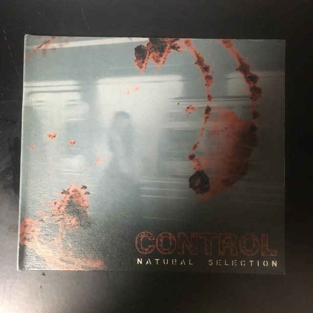 Control – Natural Selection(CD)USED