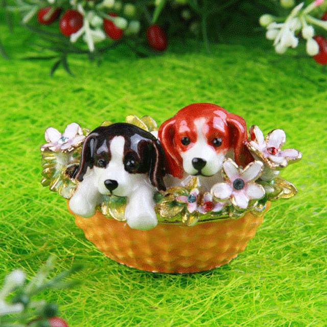 小さな宝石箱 フレンズドッグ