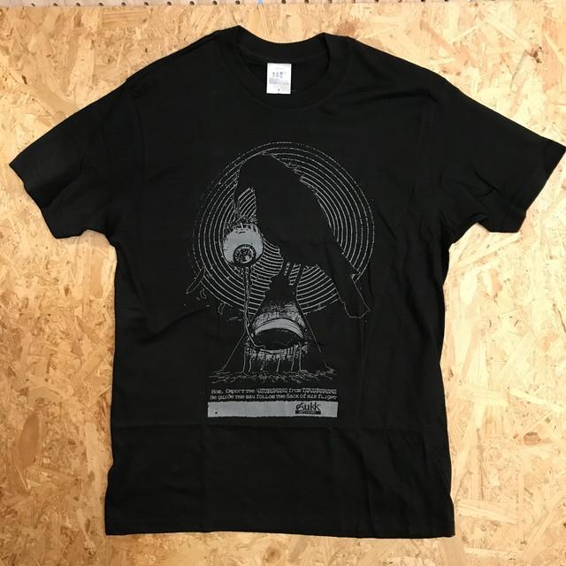 Zukk ART WORK 八咫烏 T-shirts