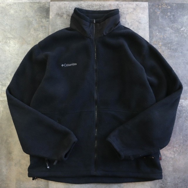 Columbia Black fleece